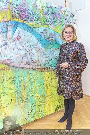Ein Gemälde für Mikl-Leitner - Palais Niederösterreich, Wien - Mi 29.01.2020 - Johanna MIKL-LEITNER53
