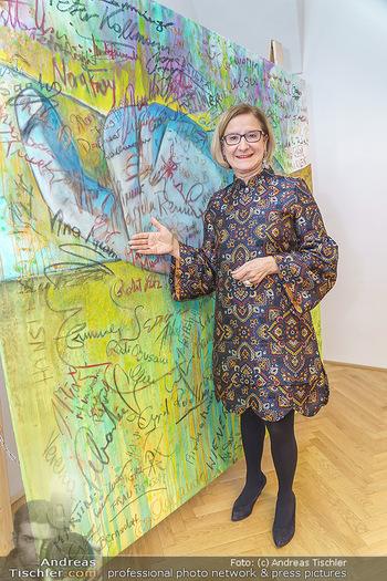 Ein Gemälde für Mikl-Leitner - Palais Niederösterreich, Wien - Mi 29.01.2020 - Johanna MIKL-LEITNER54