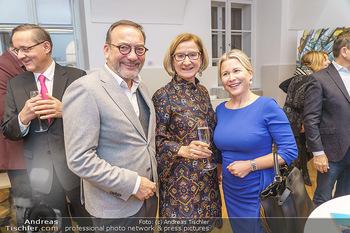 Ein Gemälde für Mikl-Leitner - Palais Niederösterreich, Wien - Mi 29.01.2020 - Johanna MIKL-LEITNER, Heinz STIASTNY, Uschi SIMACEK56