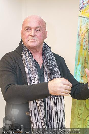 Ein Gemälde für Mikl-Leitner - Palais Niederösterreich, Wien - Mi 29.01.2020 - Raimund SEIDL (Portrait)64