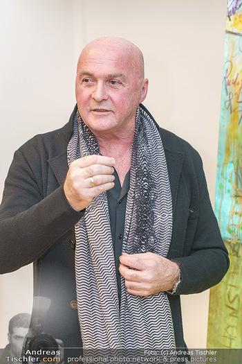 Ein Gemälde für Mikl-Leitner - Palais Niederösterreich, Wien - Mi 29.01.2020 - Raimund SEIDL (Portrait)65