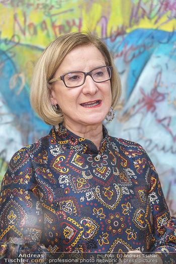 Ein Gemälde für Mikl-Leitner - Palais Niederösterreich, Wien - Mi 29.01.2020 - Johanna MIKL-LEITNER68