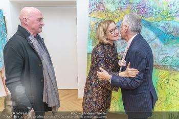 Ein Gemälde für Mikl-Leitner - Palais Niederösterreich, Wien - Mi 29.01.2020 - Raimund SEIDL, Johanna MIKL-LEITNER, Christian MUCHA72