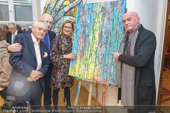Ein Gemälde für Mikl-Leitner - Palais Niederösterreich, Wien - Mi 29.01.2020 - 84