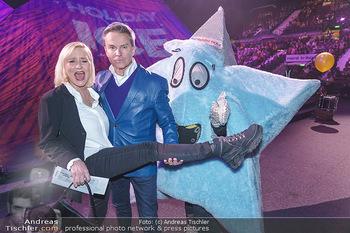 Holiday on Ice Premiere - Wiener Stadthalle - Mi 29.01.2020 - Elisabeth ENGSTLER, Alfons HAIDER1