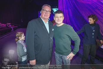 Holiday on Ice Premiere - Wiener Stadthalle - Mi 29.01.2020 - Manuel RUBEY, Wolfgang FISCHER13