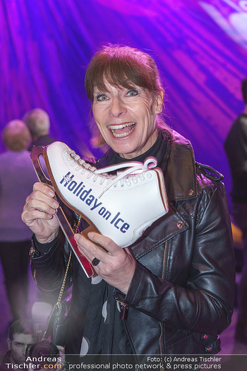 Holiday on Ice Premiere - Wiener Stadthalle - Mi 29.01.2020 - Claudia KRISTOVIC-BINDER15