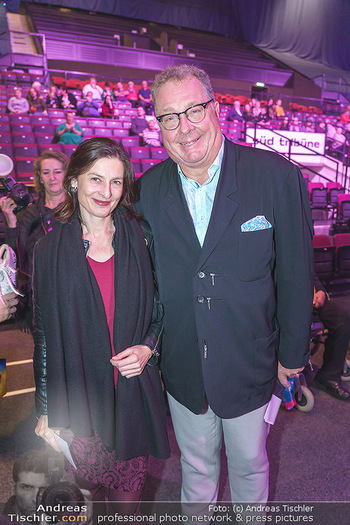 Holiday on Ice Premiere - Wiener Stadthalle - Mi 29.01.2020 - Alexandra KASZAY, Wolfgang FISCHER19