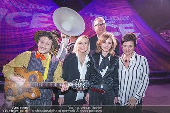 Holiday on Ice Premiere - Wiener Stadthalle - Mi 29.01.2020 - Andrea HÄNDLER, Elisabeth ENGSTLER, Carola LINDENBAUER, Wolfgan25