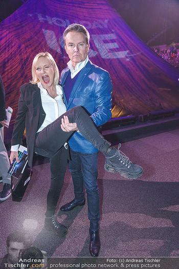 Holiday on Ice Premiere - Wiener Stadthalle - Mi 29.01.2020 - Elisabeth ENGSTLER, Alfons HAIDER28