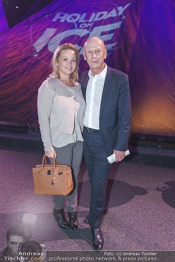 Holiday on Ice Premiere - Wiener Stadthalle - Mi 29.01.2020 - Kurt und Joanna MANN37