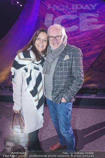 Holiday on Ice Premiere - Wiener Stadthalle - Mi 29.01.2020 - Michael SCHOTTENBERG, Claire DEMACSEK44