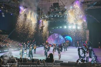Holiday on Ice Premiere - Wiener Stadthalle - Mi 29.01.2020 - Show, Eiskunstlauf, Auftritt, Showprogramm69