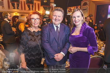 Seitenblicke Gala für Licht ins Dunkel - Interspot Filmstudios, Wien - Do 30.01.2020 - Inge KLINGOHR, Michael LUDWIG, Maria GROßBAUER1