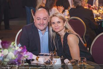 Seitenblicke Gala für Licht ins Dunkel - Interspot Filmstudios, Wien - Do 30.01.2020 - Rudi ROUBINEK mit Susanne33