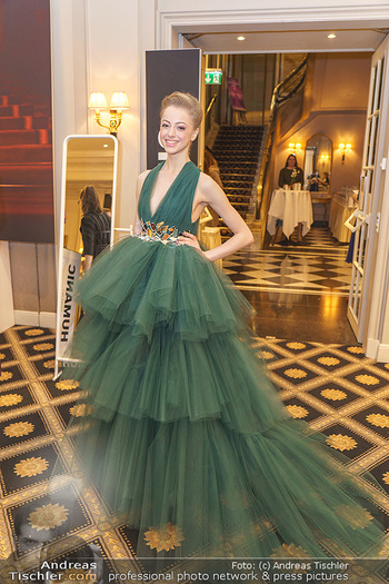 Opernball Couture Salon - Hotel Bristol, Wien - Mo 10.02.2020 - Natascha MAIR12