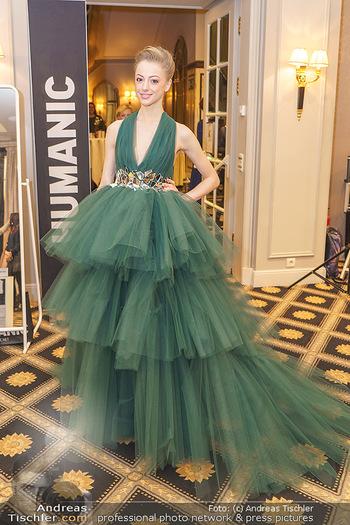 Opernball Couture Salon - Hotel Bristol, Wien - Mo 10.02.2020 - Natascha MAIR13