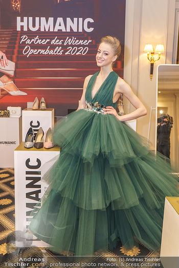 Opernball Couture Salon - Hotel Bristol, Wien - Mo 10.02.2020 - Natascha MAIR14