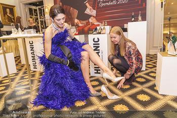 Opernball Couture Salon - Hotel Bristol, Wien - Mo 10.02.2020 - Ketevan PAPAVA17