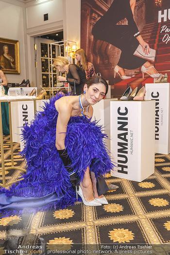 Opernball Couture Salon - Hotel Bristol, Wien - Mo 10.02.2020 - Ketevan PAPAVA19