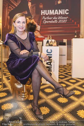 Opernball Couture Salon - Hotel Bristol, Wien - Mo 10.02.2020 - Maria GROßBAUER23