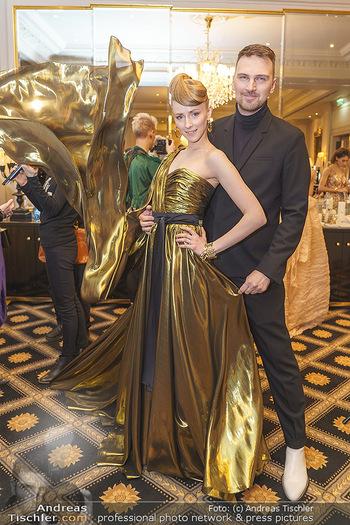 Opernball Couture Salon - Hotel Bristol, Wien - Mo 10.02.2020 - Niko NIKO, Olga ESINA26