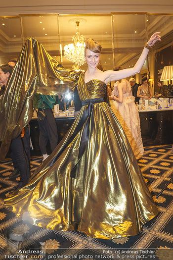 Opernball Couture Salon - Hotel Bristol, Wien - Mo 10.02.2020 - Olga ESINA27