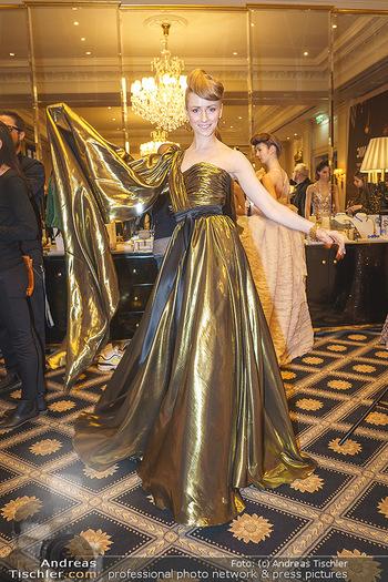 Opernball Couture Salon - Hotel Bristol, Wien - Mo 10.02.2020 - Olga ESINA28