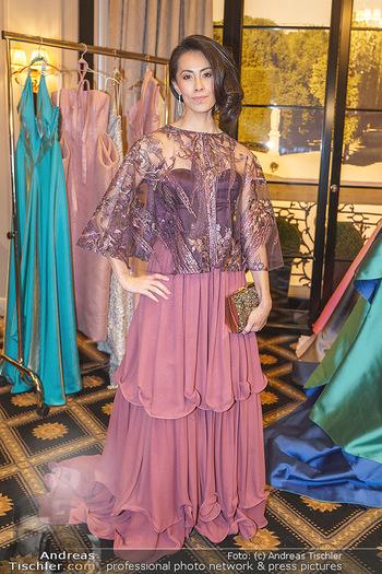Opernball Couture Salon - Hotel Bristol, Wien - Mo 10.02.2020 - Kiyoka HASHIMOTO30