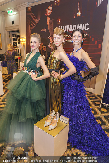 Opernball Couture Salon - Hotel Bristol, Wien - Mo 10.02.2020 - Ketevan PAPAVA, Natascha MAIR, Olga ESINA38