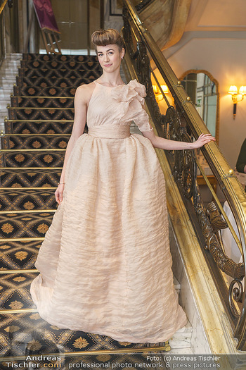Opernball Couture Salon - Hotel Bristol, Wien - Mo 10.02.2020 - Elena BOTTARO41