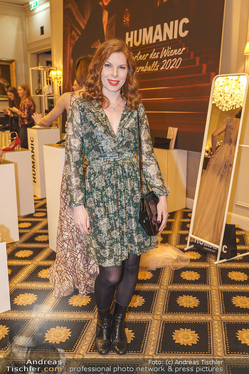 Opernball Couture Salon - Hotel Bristol, Wien - Mo 10.02.2020 - Theresa VOGEL49