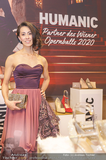 Opernball Couture Salon - Hotel Bristol, Wien - Mo 10.02.2020 - Kiyoka HASHIMOTO51