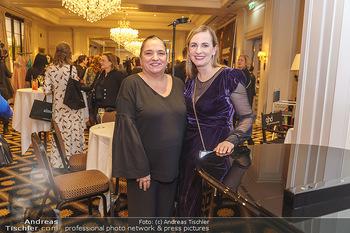 Opernball Couture Salon - Hotel Bristol, Wien - Mo 10.02.2020 - Maria HAPPEL, Maria GROßBAUER54