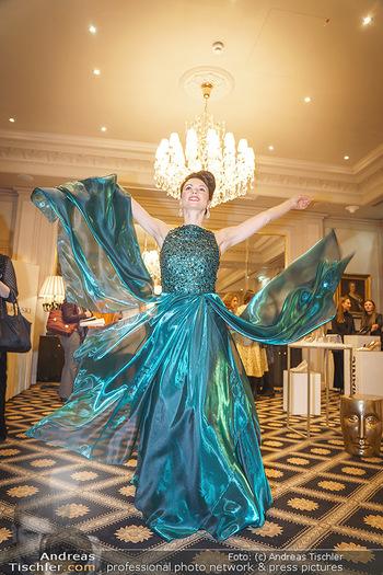 Opernball Couture Salon - Hotel Bristol, Wien - Mo 10.02.2020 - Liudmila KONOVALOVA69