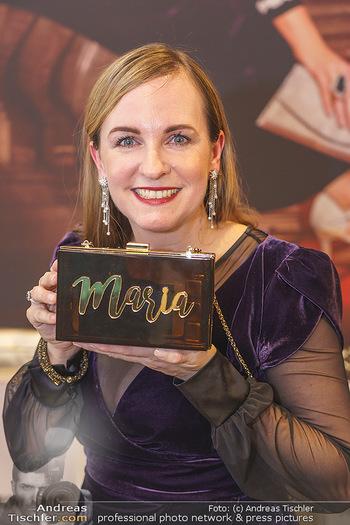 Opernball Couture Salon - Hotel Bristol, Wien - Mo 10.02.2020 - Maria GROßBAUER (Portrait)88