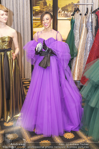 Opernball Couture Salon - Hotel Bristol, Wien - Mo 10.02.2020 - Nikisha FOGO89