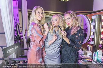 ModelSchool KickOff - Cambio Beautycenter, Wien - Di 11.02.2020 - Beatrice KÖRMER, Ekaterina MUCHA, Claudia KRIECHBAUMER1