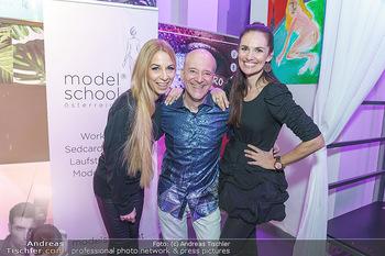 ModelSchool KickOff - Cambio Beautycenter, Wien - Di 11.02.2020 - Andy LEE LANG, Yvonne RUEFF, Tanja DUHOVICH23