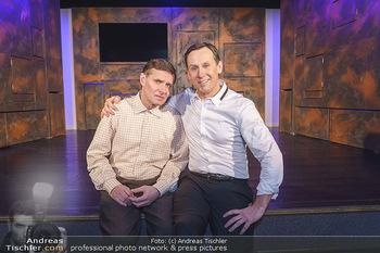 Rain Man Uraufführung - Theater Center Forum, Wien - Di 11.02.2020 - Michael DUREGGER, Martin OBERHAUSER1