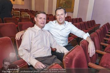 Rain Man Uraufführung - Theater Center Forum, Wien - Di 11.02.2020 - Michael DUREGGER, Martin OBERHAUSER2
