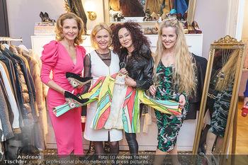 Wegrostek Designersale - Salon Luxuspuppe, Wien - Mi 12.02.2020 - Susanne HOFFMANN, Eva WEGROSTEK, Christina LUGNER, Evelyn RILLE1