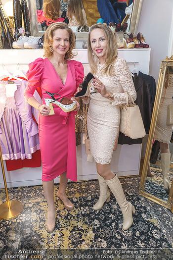 Wegrostek Designersale - Salon Luxuspuppe, Wien - Mi 12.02.2020 - Susanne HOFFMANN, Ekaterina MUCHA6