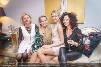 Wegrostek Designersale - Salon Luxuspuppe, Wien - Mi 12.02.2020 - Eva WEGROSTEK, Evelyn RILLE, Beatrice KÖRMER, Christina LUGNER9
