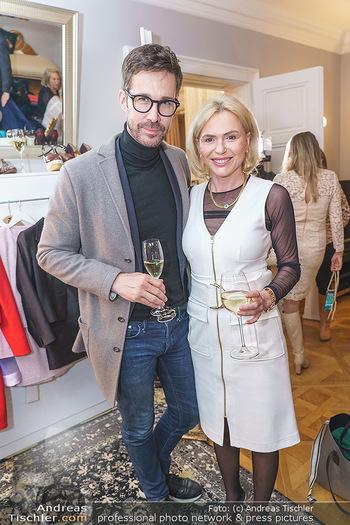 Wegrostek Designersale - Salon Luxuspuppe, Wien - Mi 12.02.2020 - Eva WEGROSTEK, Michael LAMERANER16