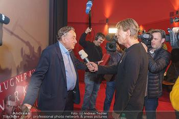 PK: Nicht-Verkündung des Stargasts - Lugner City, Wien - Do 13.02.2020 - Dominic HEINZL interviewt Richard LUGNER6