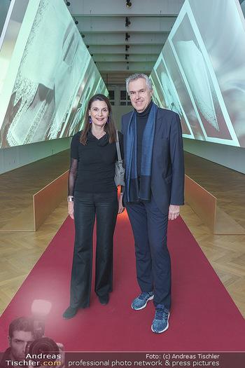 Show off - Austrian Fashion Design - MAK, Wien - Do 13.02.2020 - Christoph und Karin THUN-HOHENSTEIN3
