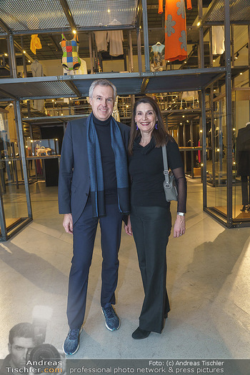 Show off - Austrian Fashion Design - MAK, Wien - Do 13.02.2020 - Christoph und Karin THUN-HOHENSTEIN5
