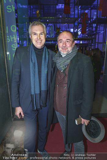 Show off - Austrian Fashion Design - MAK, Wien - Do 13.02.2020 - Christoph THUN-HOHENSTEIN, Thomas DROZDA10