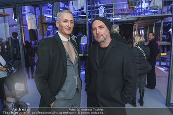 Show off - Austrian Fashion Design - MAK, Wien - Do 13.02.2020 - Hermann FANKHAUSER, Michael DÜRR11